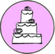 Wedding and Celebration Cakes made to order