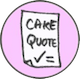 Cake Quotes - click here to get an accurate cake quote