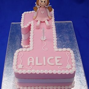 Number One Cake Decoration Ideas : girl Page 2 Imaginative Icing