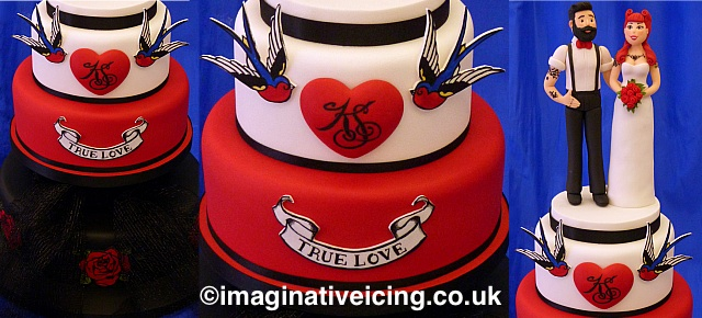 Imaginative Icing Cakes Scarborough York Malton