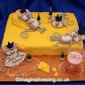 Mice and Cheese Party