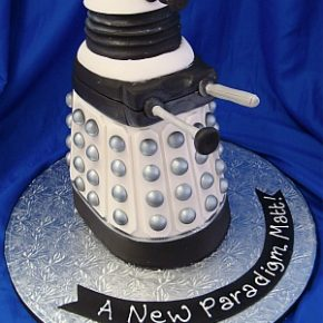 New Paradigm Dalek