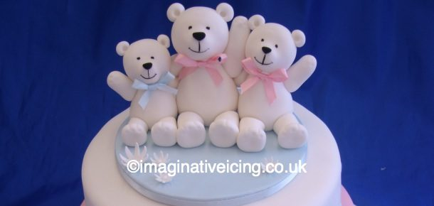 Teddy Bears Christening