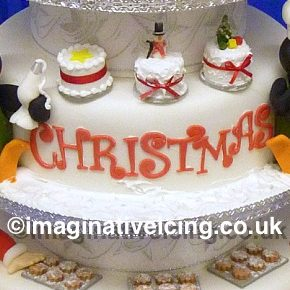The Great Christmas Cake Bake Off!